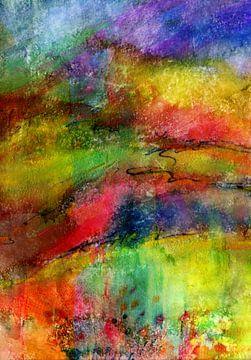 mixed landscape von Claudia Gründler