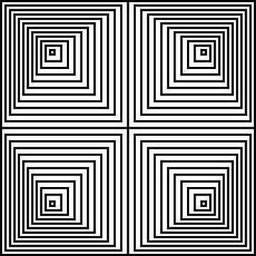 Verschachtelt   Versetzt   02x02x02   N=12   V40   W von Gerhard Haberern