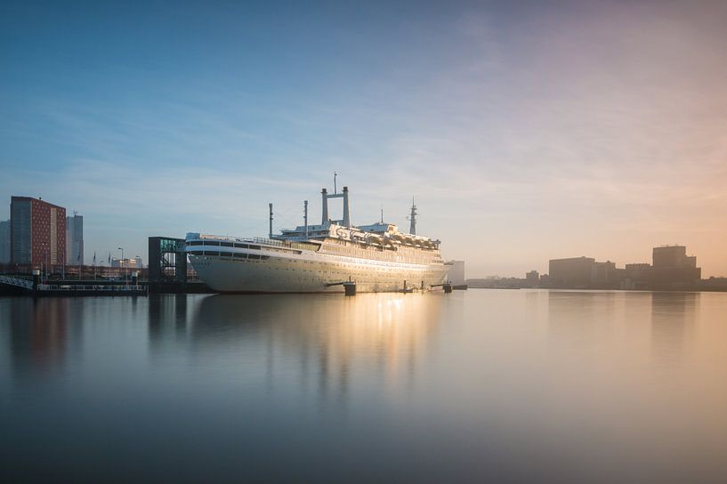 Good morning SS Rotterdam van Ilya Korzelius