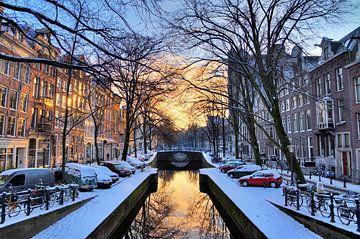 Leliegracht Amsterdam von Dennis van de Water