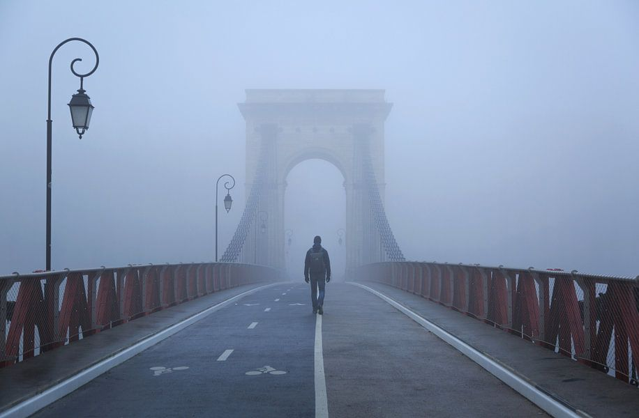 Pont Masaryk van Sander van der Werf