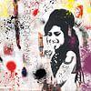 Amy Winehouse von Rene Ladenius Digital Art Miniaturansicht