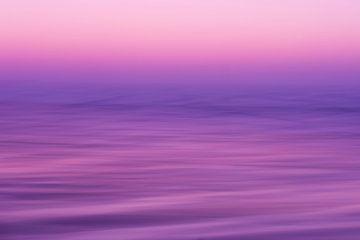 Onwerkelijke zee van Sam Mannaerts Natuurfotografie