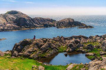 Lindesnes - Norwegen von Evy De Wit