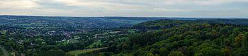 Panorama foto. van