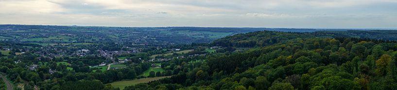 Panorama foto. van Anjo ten Kate