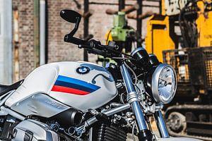 BMW R Neun T Rennfahrer