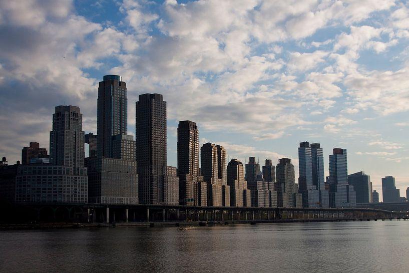 New York van Guido Akster
