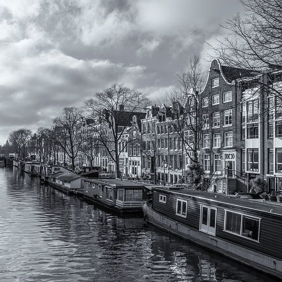 Amsterdam by Day - Prinsengracht - 1