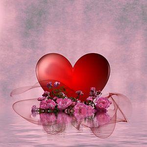 A heart of love van