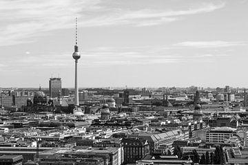Berlin (Fernsehturm) von Bart Stappers