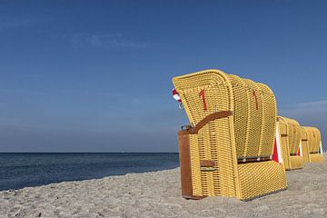 Strandkorb von Andreas Stach