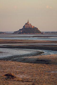 Le Mont Saint Michel van Ian Segers