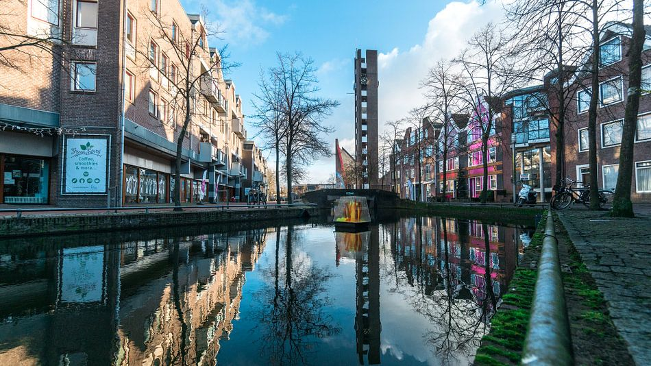 Almere Haven van Arjan Schalken