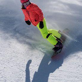 Snowboarding von Roel Ovinge