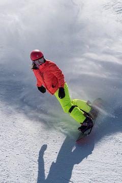 Snowboarden van Roel Ovinge