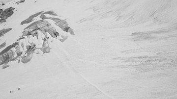 Gletsjer Zugspitze van Joeri Schouten
