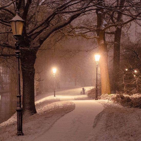 Vergeten winter van Tvurk Photography