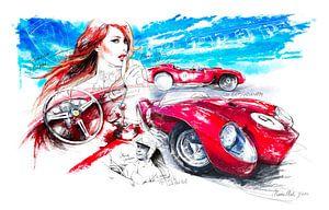 Ferrari Testarossa 250 (1956)