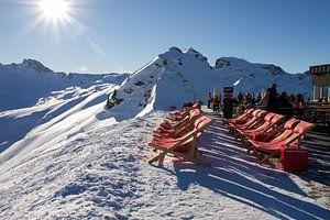 Apres Skiën van