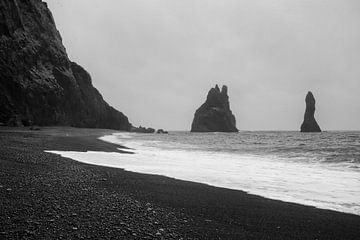 Vik in Iceland von Barbara Brolsma