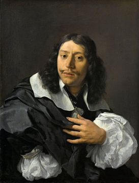 Selbstbildnis, Karel du Jardin