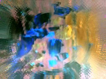 Strahlen VI von Maurice Dawson