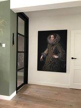 Kundenfoto: Königin Elizabeth von Bourbon, als akustikbild