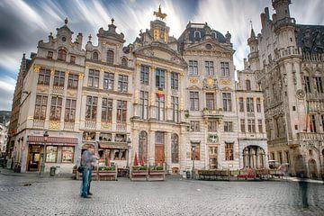 Brussels von Khaled Fazely