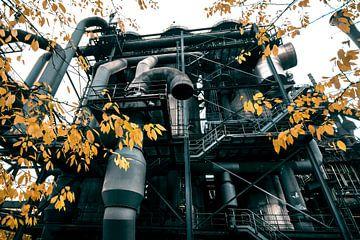 Landschaftspark Duisburg-Nord III von Bert-Jan de Wagenaar