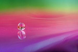 Kleuren als een regenboog
