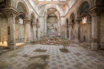 Kirche im Niedergang von Kristof Ven