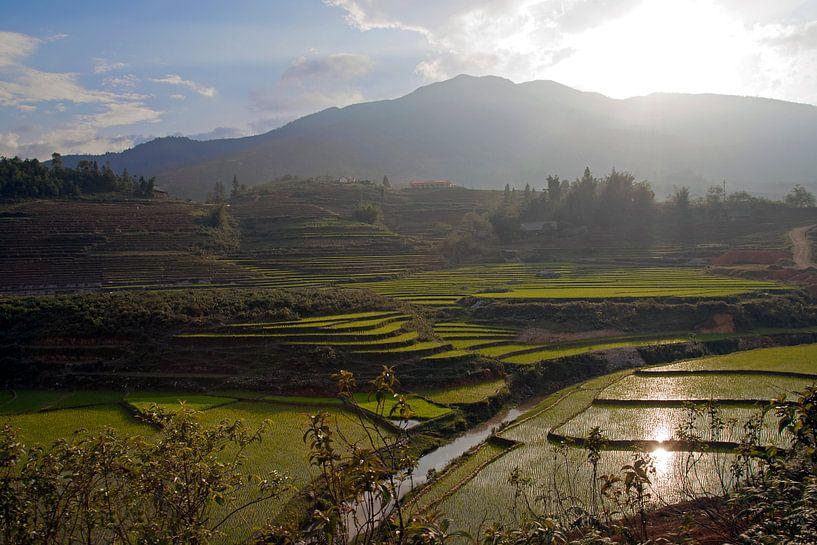 Sapa Vietnam van b- Arthouse Fotografie