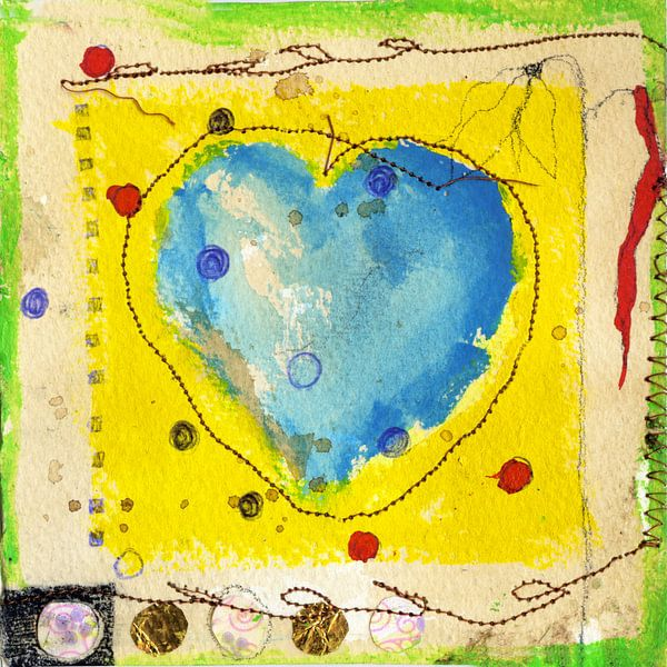 A heart for everyone van keanne van de Kreeke