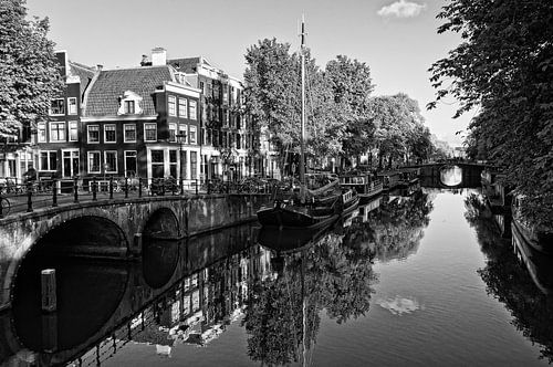 Brouwersgracht Amsterdam van