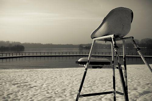 Reddersstoel in de winter van