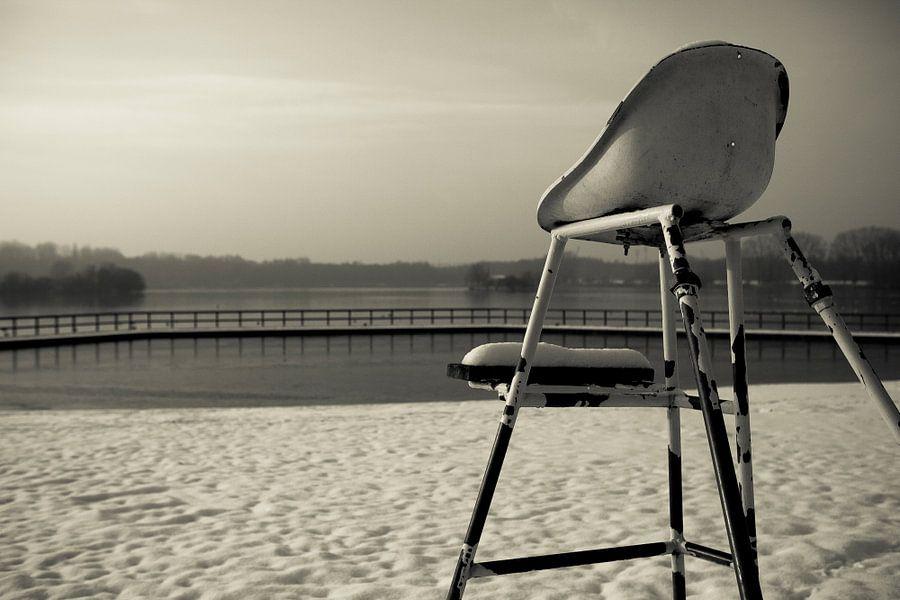 Reddersstoel in de winter