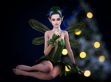 Christmas Fairy - Xmas Fairy van ellenilli .