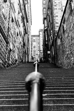 Stairway to? von Clive Lynes