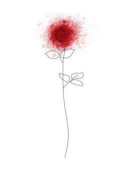 Rose von Felix Zänkert