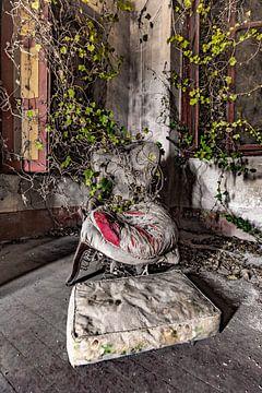 Stuhl in Ruhestellung von Alexander Bentlage