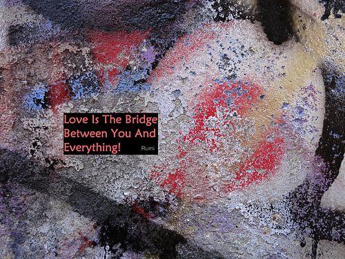 Rumi: Love Is The Bridge Between You And... van
