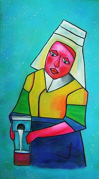 Milchmädchen Ducheine von Danielle Ducheine