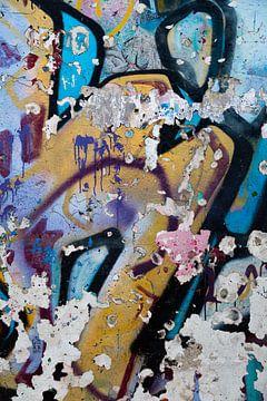 Vergankelijke kunstexpressie 1 van Bart Stappers