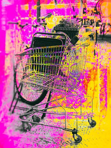 Only a  trolley
