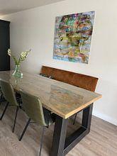 Photo de nos clients: Creative Thought sur Atelier Paint-Ing, sur alu-dibond