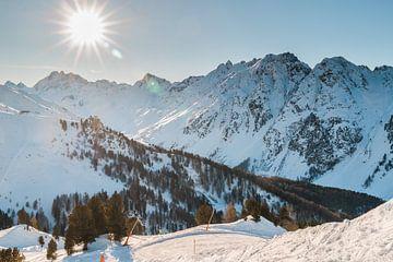 Ischgl 2019 - Wintersport 2019 van Youp Lotgerink