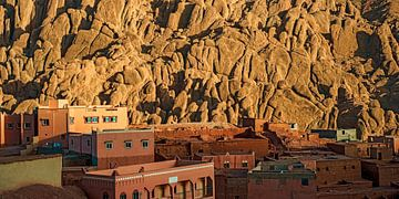 village au maroc sur Stefan Havadi-Nagy