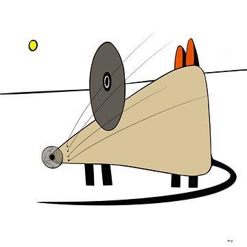 Maus von Martin Groenhout