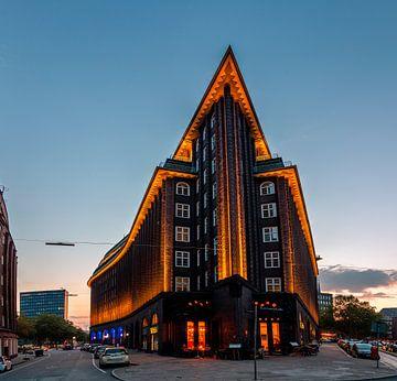 Hamburg-Chilehaus von Roland Hoffmann